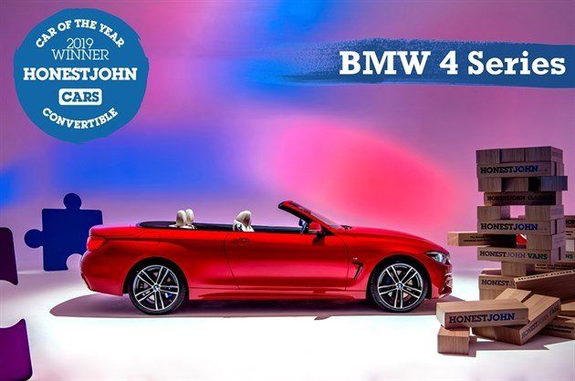 Convertible 4 Series