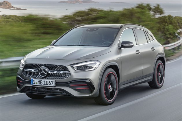 Mercedes -Benz GLA